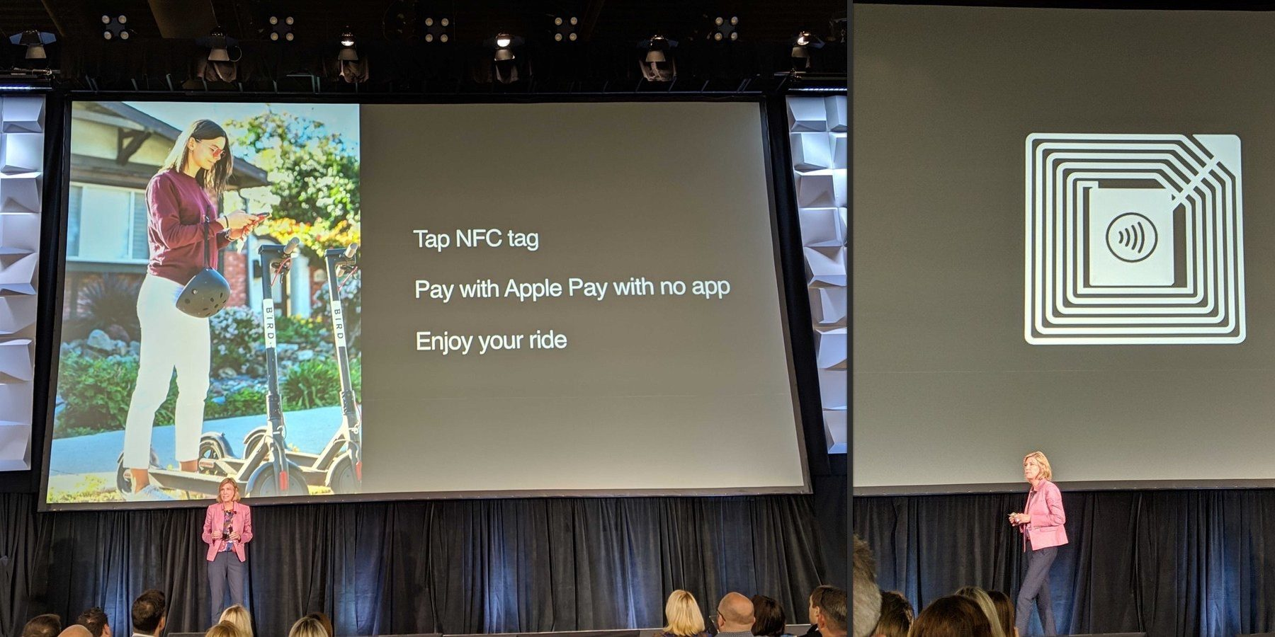 Apple представила Apple Pay NFC